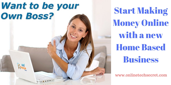 Why Start a Home Based Business Online