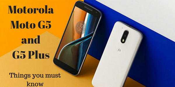 Motorola Moto G5 Specifications – Full Review