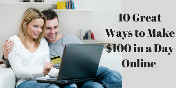 Top 10 Easy Ways to Make Money Online Fast for Free